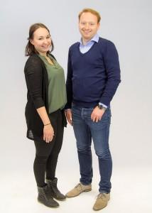 Florian Rappen & Tanita Reinig AK Exkursion nach Stuttgart