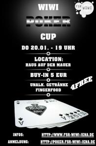 Flyer Poker 2011