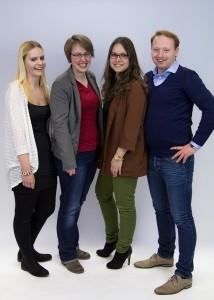 by Florian Rappen Luisa Ziegler, Vanessa Reinhardt, Florian Rappen, Katharina Lauth-Angermüller