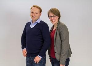 Florian Rappen und Vanessa Reinhardt FSR WiWi Universität Jena