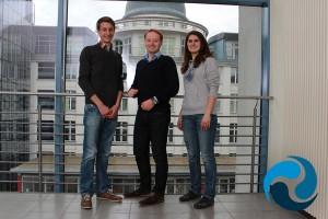 Der Vorstand 2013/14 FSR WiWi FSU Jena